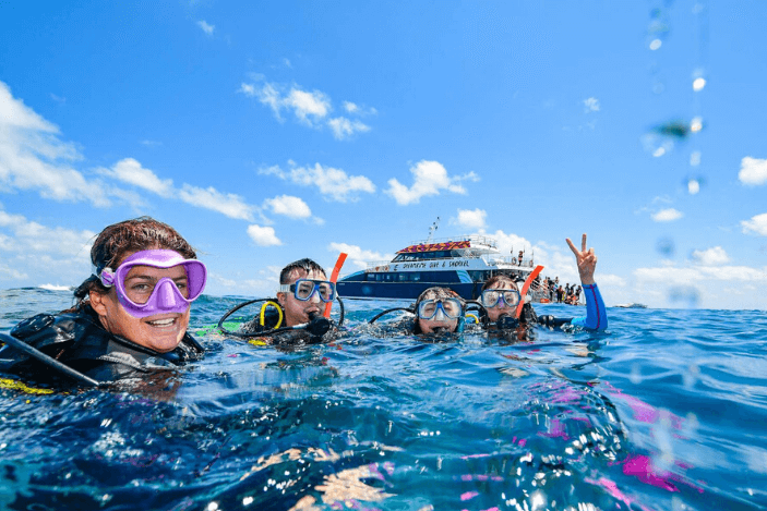 Dreamtime Dive and Snorkel Locals Offer